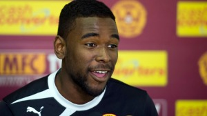Zaine Francis-Angol Motherwell